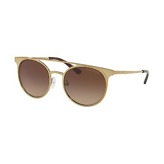 Michael Kors Grayton Ladies Sunglasses - MK1030 116813 - Gold Metal