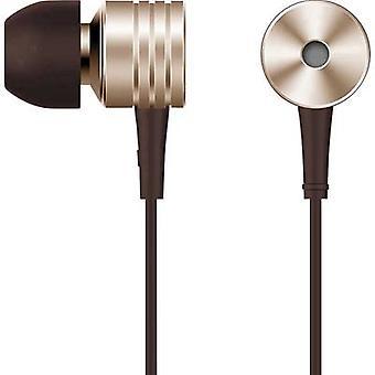 1more E1003 Piston Classic Hi-Fi In-ear headphones In-ear Headset Gold