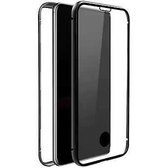 بلاك روك 360° زجاج غطاء سامسونج غالاكسي S20 الترا 5G شفافة, أسود