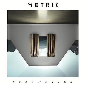 Metric - Synthetica [CD] USA import