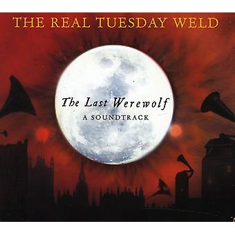 Real Tuesday Weld - Last Werewolf [CD] USA import