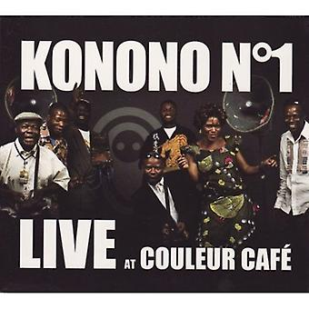 Konono No. 1 - Live at Couleur Cafe [CD] USA import