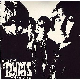 Byrds - åtte Mile High-Best [DVD] USA import
