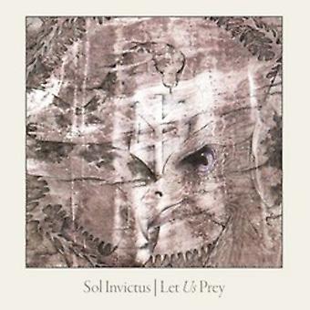 Sol Invictus - Let Us Prey [CD] USA import