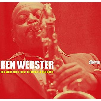 First Concert In Denmark [CD] USA import