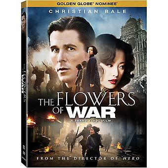 Kukat sota [DVD] USA tuoda