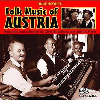 Uncensored Folk Music of Austria - Uncensored Folk Music of Austria [CD] USA import