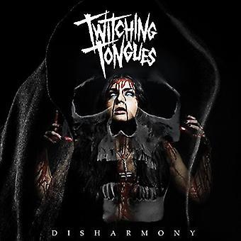 Twitching Tongues - Disharmony [Vinyl] USA import