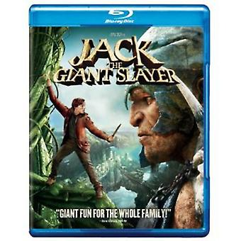 Jack the Giant Slayer [BLU-RAY] USA import