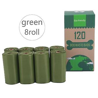 50 Rolls 750pc Dogs Poop Bag - Clean Up Refill Rolls Pet Dispenser, Waste