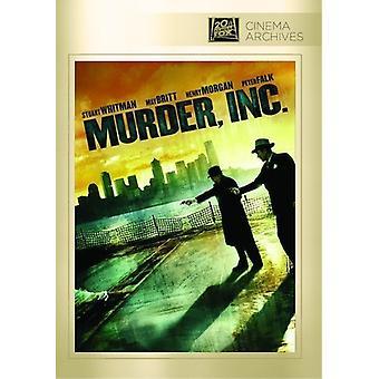 殺人株式会社 【 DVD 】 USA 輸入