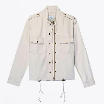 Rails  - Collins Drawstring Jacket - Bone