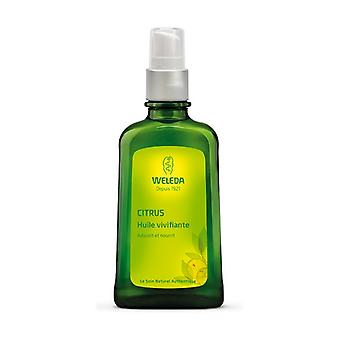 Uppfriskande citrusolja 100 ml olja (Citron)
