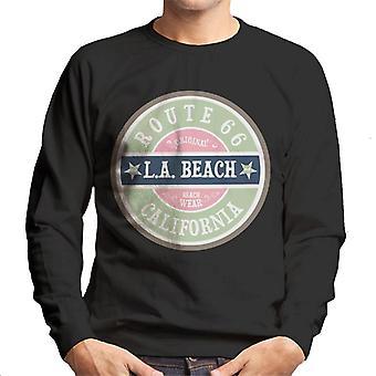 Route 66 original LA Beach slid sweatshirt til mænd