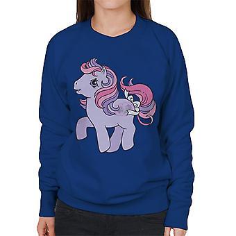 Il mio piccolo pony parlare un sacco di donne's sweatshirt