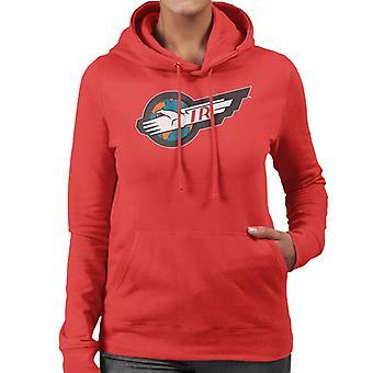 Thunderbirds IR Logo Frauen's Kapuzen Sweatshirt