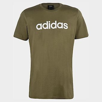 adidas Linjär logo T-shirt mens