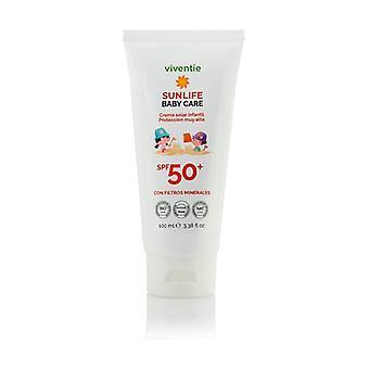 Babycare SPF 50+ Children's Sun Cream with Mineral Filters None