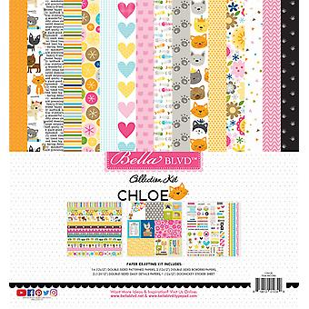 Bella BLVD Chloe 12x12 Inch Collection Kit