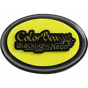Clearsnap ColorBox Blacklight שחור ניאון סגלגל דיו סאני