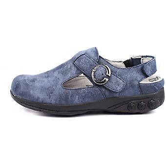 Therafit Women's Shoes Fabric Closed Toe SlingBack Clogs
