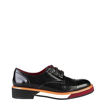 Ana luublino catharina donne's scarpe con lacci in pelle sintetica