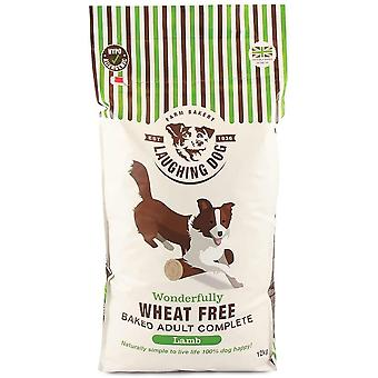 Laughing Dog 5 Wheat Free Lamb Complete - 12kg