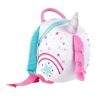 Littlelife Unicorn Toddler Pack With Rein White
