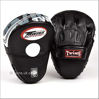 Twins special deluxe curved focus mitts