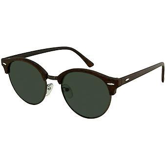 Sunglasses Unisex Brown (AZB-046)
