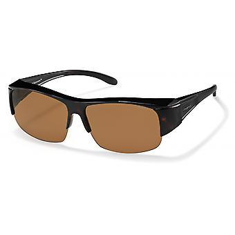 Sunglasses Unisex P8405 KIH/Y2 brown