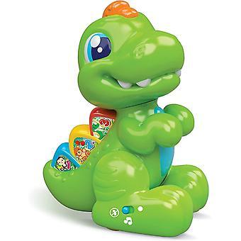 Clementoni Baby - Baby T Rex langue danoise et norvégienne