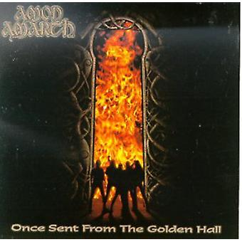 Amon Amarth - Once Sent From the Golden Hall [CD] USA import