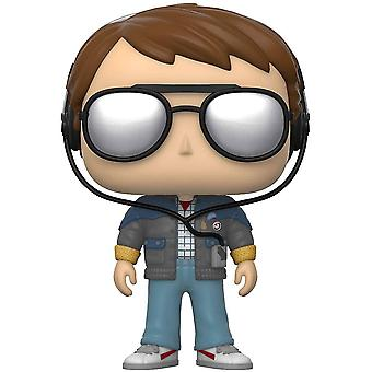 Back to the Future Marty with Sunglasses Pop! Vinyl