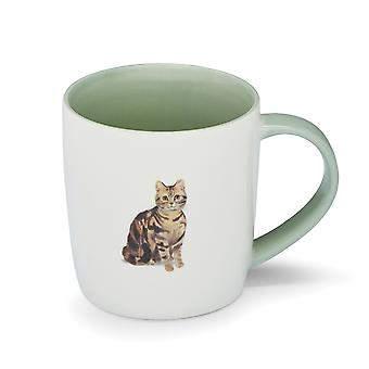 Cooksmart Curious Cats Barrel Mug