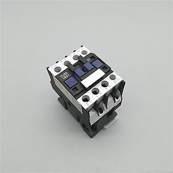 Cjx2-1801 Lc1 Ac Contactor 18a 3 المرحلة 3-القطب Nc لفائف الجهد 380v 220v 110v