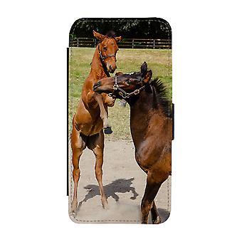 Caja de monedero Mare y Foal Samsung Galaxy S9