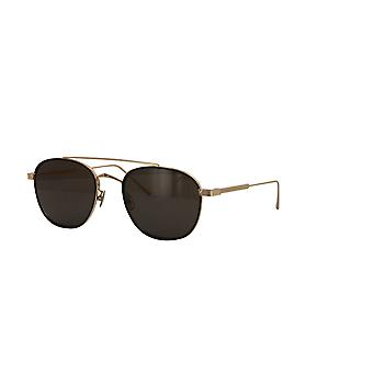 Cartier CT0251S 001 Gold-Black/Grey Sunglasses