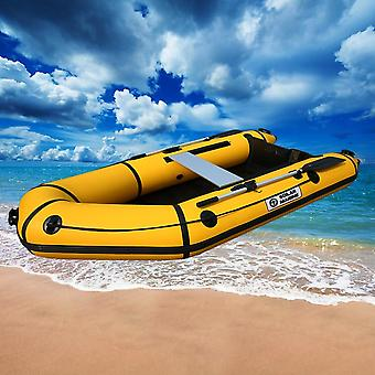 Inflatable Assault Boat Speed Yacht Dinghy Kayak Canoe Hovercraft Sailboat