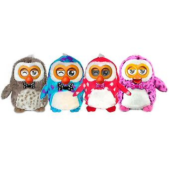 Hibou Owl Smart Electronic Interactive Kid's Early Education Toy - Assorted