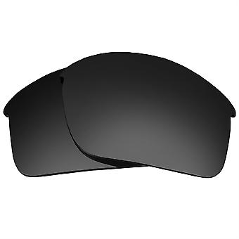 Polarized Replacement Lenses for Oakley Bottle Rocket Frame Anti-Scratch Silver