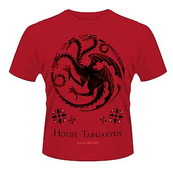 Game Of Thrones House Of Targaryen T-Shirt