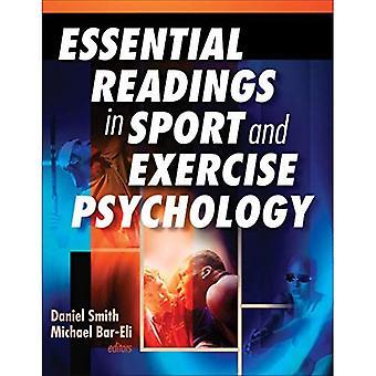 Essentiële lezingen in sport en lichaamsbeweging Psychologie