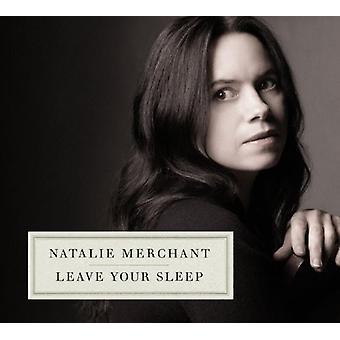 Natalie Merchant - Leave Your Sleep [CD] USA import