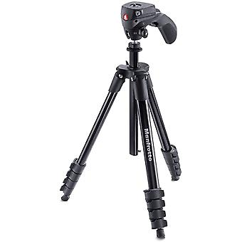 Compact Action Aluminium Tripod with Hybrid Head, for Entry-Level, DSLR Camera