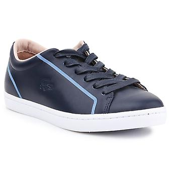 Lacoste Straightset 731CAW0145NV1 universal all year women shoes