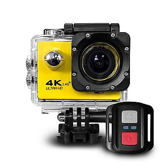 4k Ultra Hd Wifi Waterproof Sport Video Camera - Écran Lcd 2 Pouces