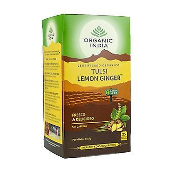 Tulsi Ginger and Lemon 18 units