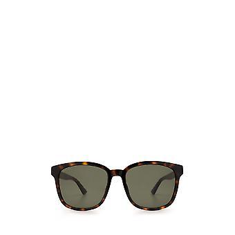 Gucci GG0637SK havana męskie okulary przeciwsłoneczne