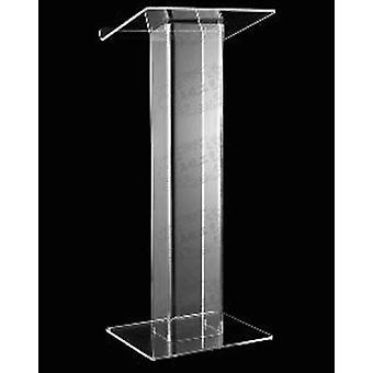 Knockdown Acrylic Lectern Plexiglass